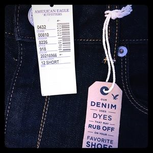 Size 12 short NWT American Eagle jeans